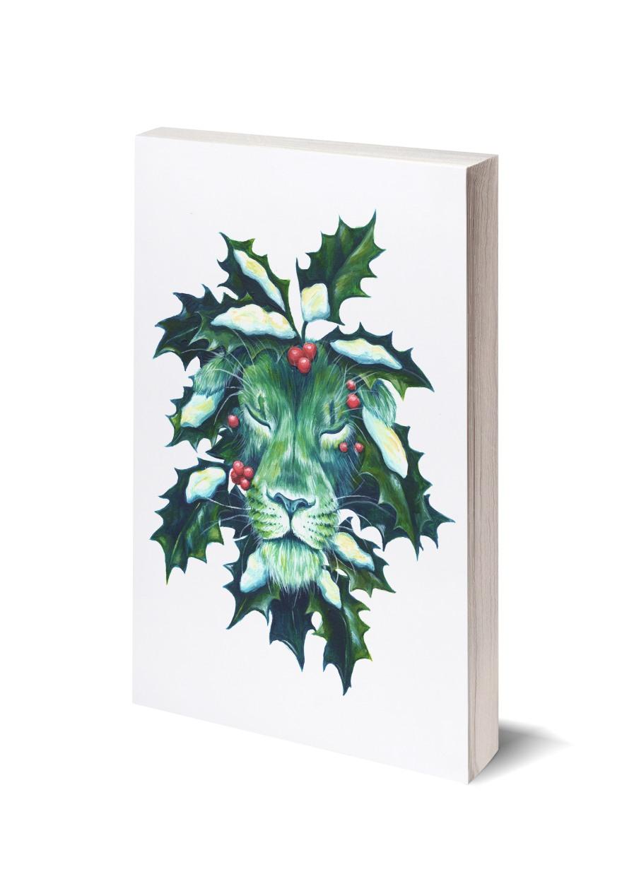Book cover - Lion Sleeping - Yuliya Pankratova.jpg