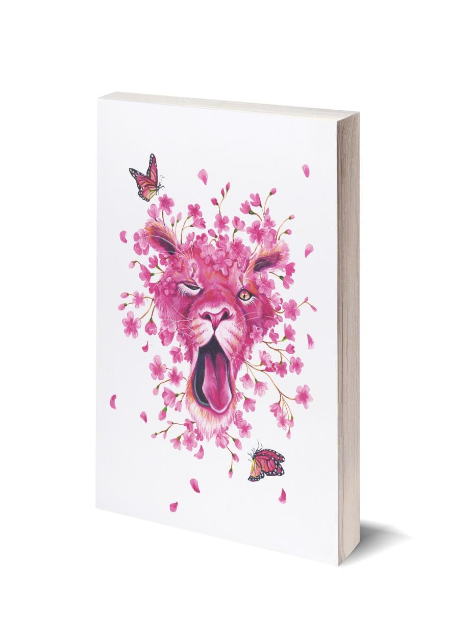 Book cover - Lion Yawning - Yuliya Pankratova.jpg