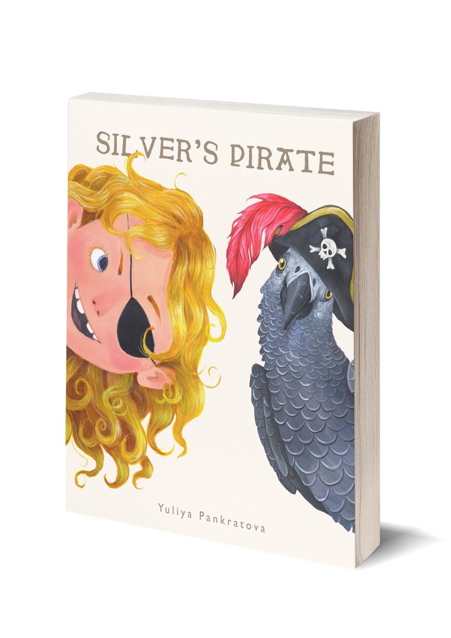 Book cover - Silver;s pirate - Yuliya Pankratova.jpg