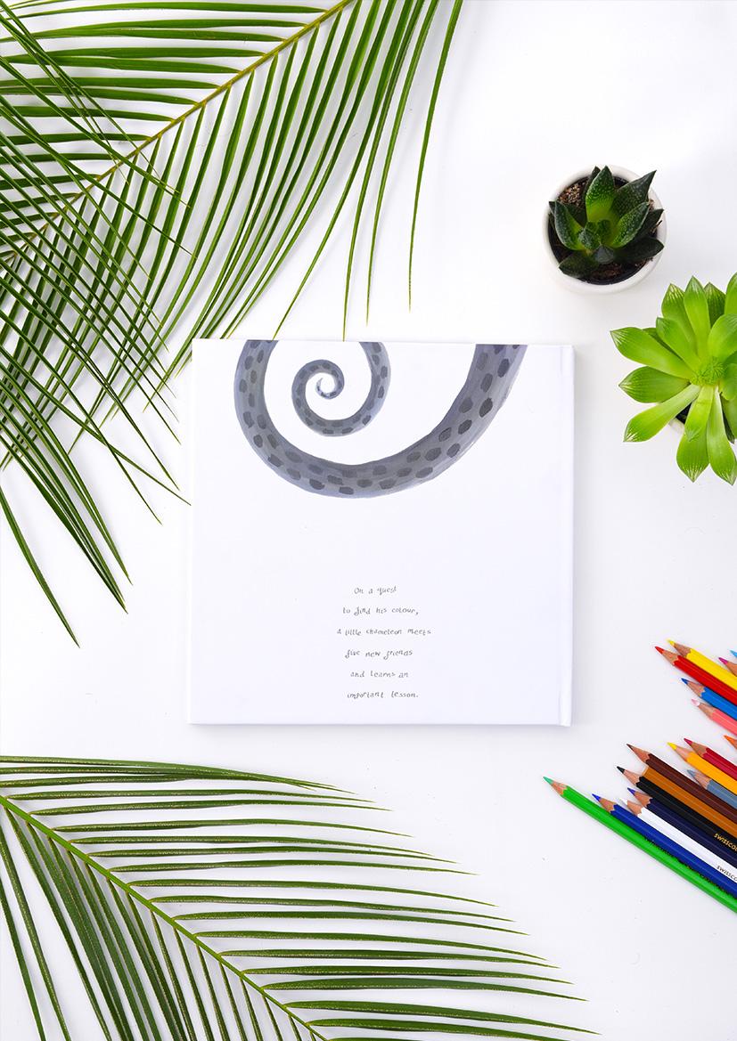 Chameleon book back Yuliya Pankratova.jpg