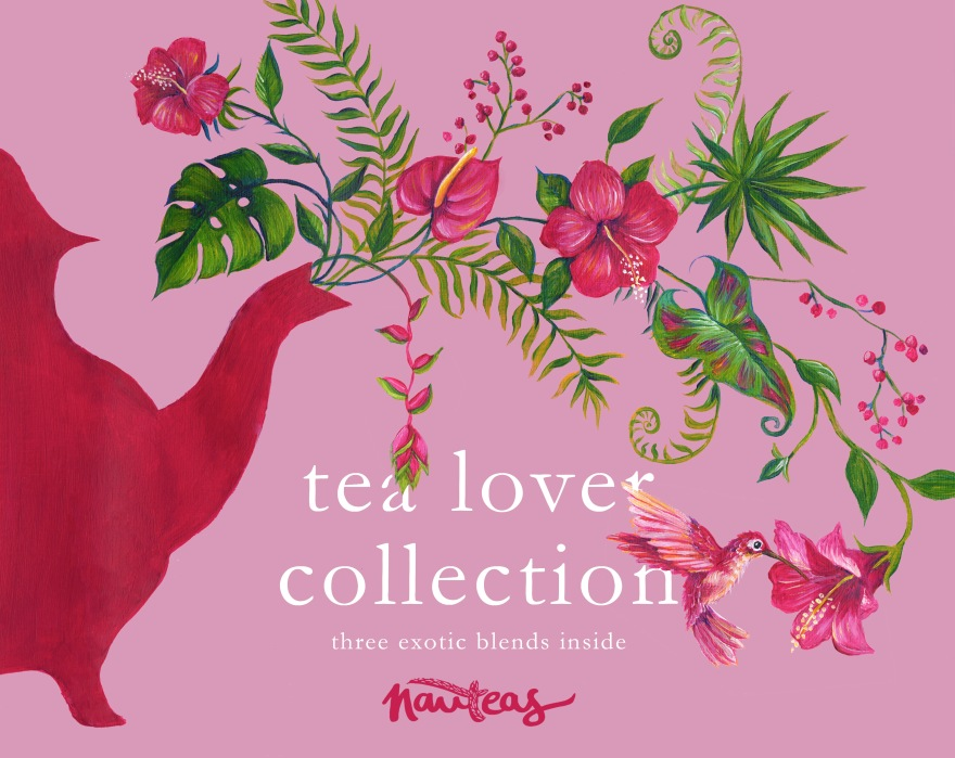 Nautseas tea collection - Exotic 3
