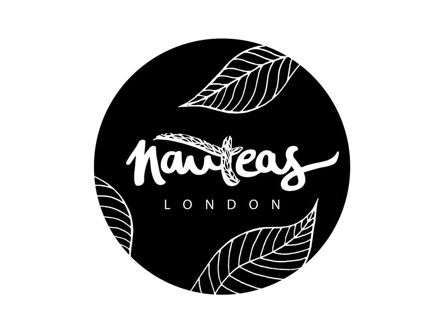 Nauteas logo black Yuliya Pankratova