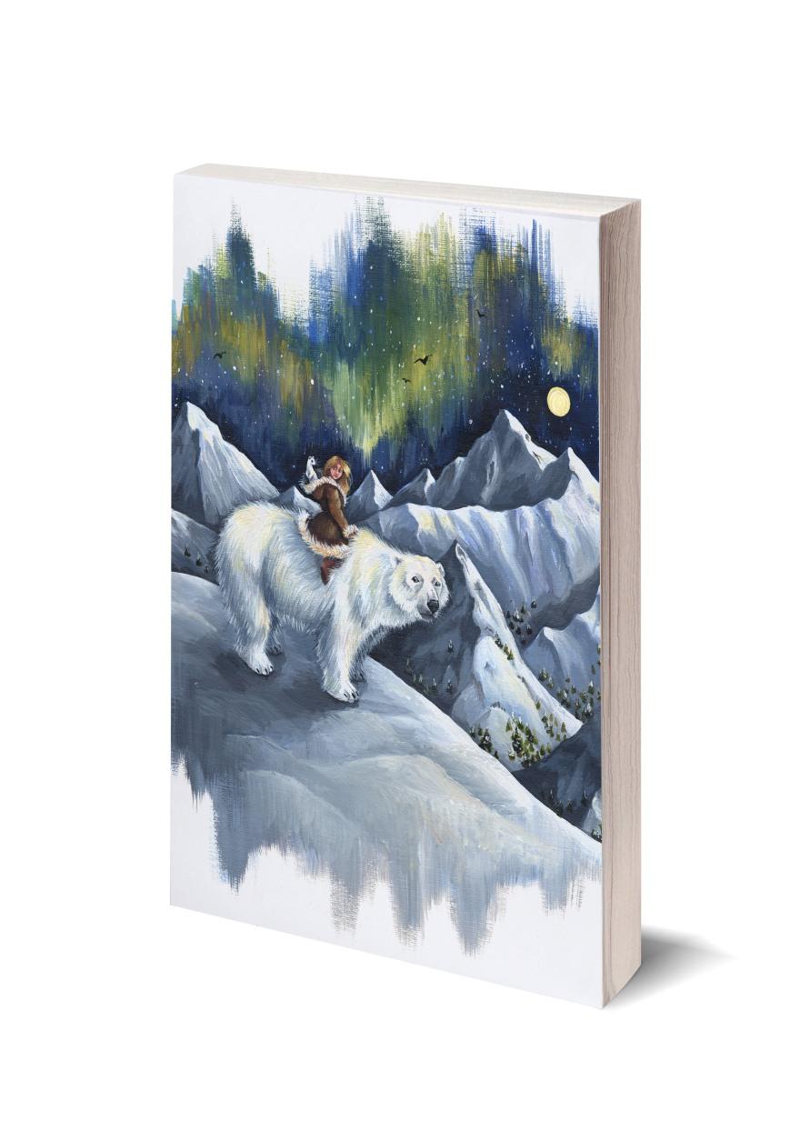 Book cover - Northern Lights - Yuliya Pankratova.jpg