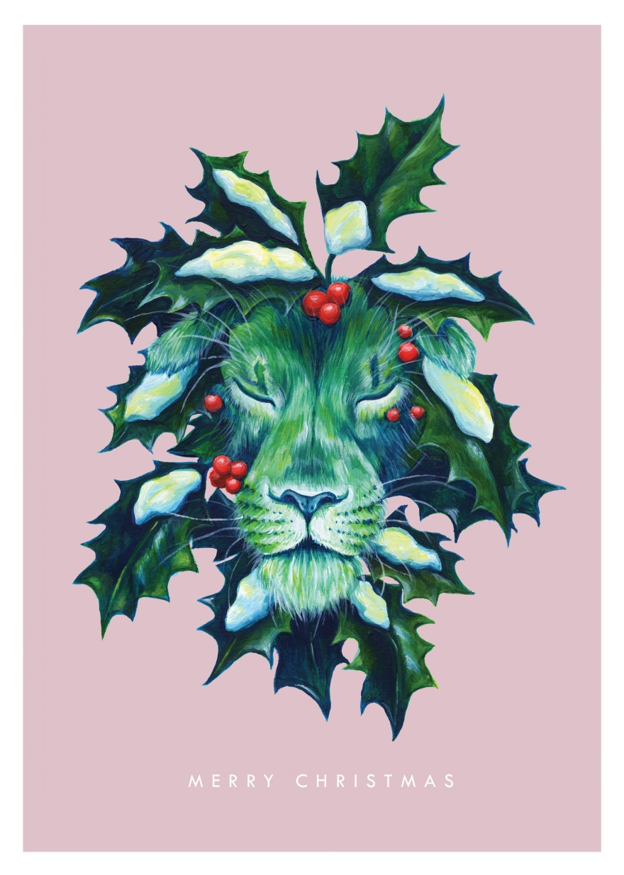 Christmas card design lion.jpg